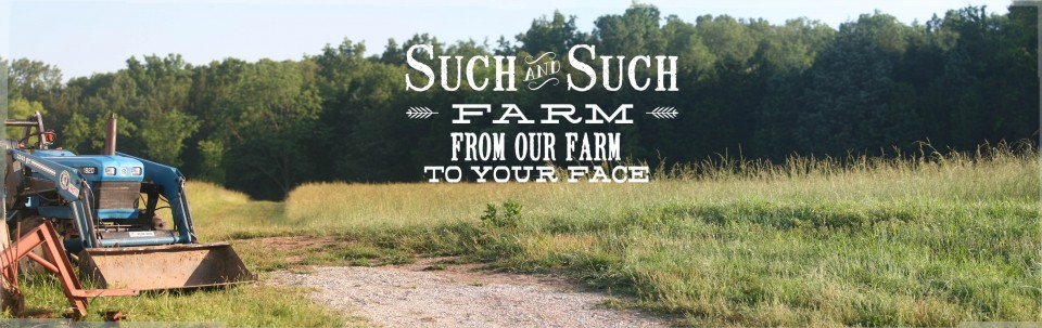 Such and Such Farm