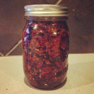 Fake and Bake Sundried Tomatoes